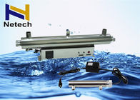 UV Water cleanr / UV Light cleanr For Sewage Water Treatment 40W 80W