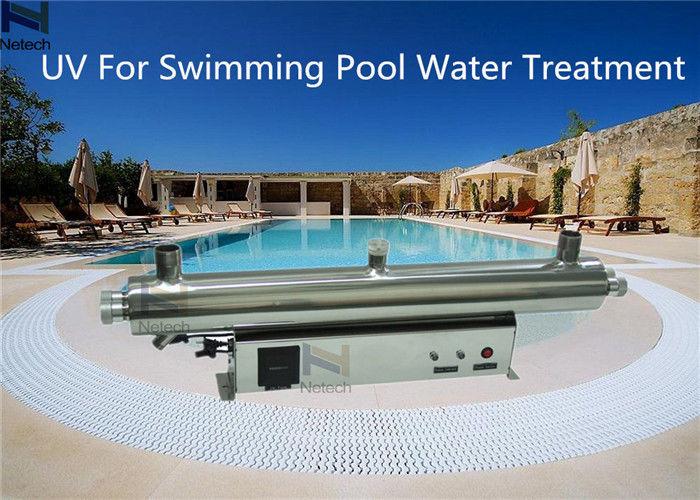 Water Treatment Swimming Pool Ozone Generator UV Sterilizer 3 - 30 ...