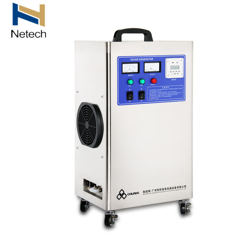2~20G Air Cooling Ozone Machine For clean Production Waste Water Treatment