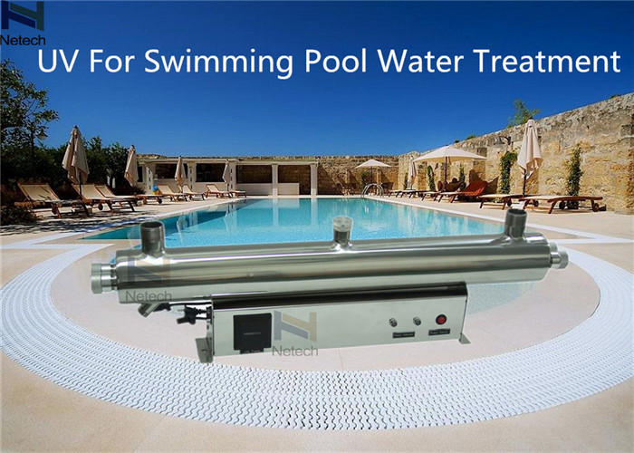 Water Treatment Swimming Pool Ozone Generator UV cleanr 3 - 30 Ton ...