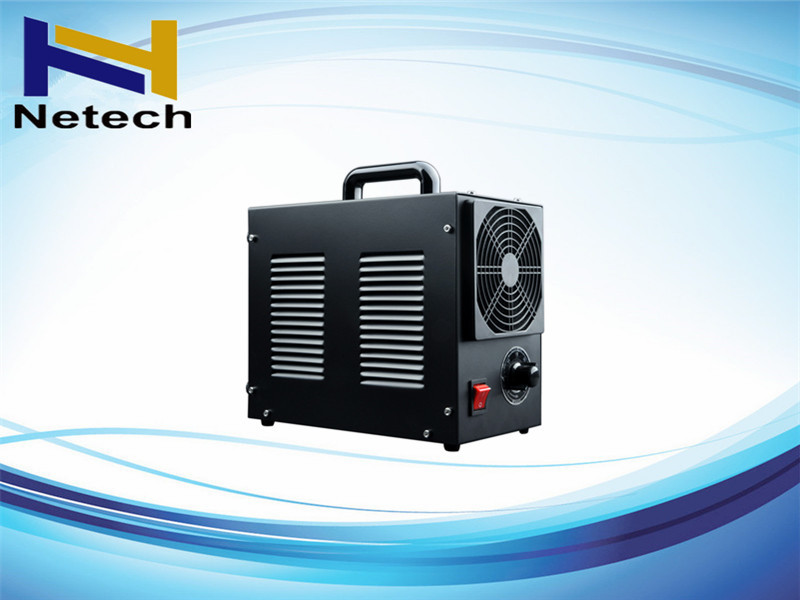 3g/Hr To 5g/Hr Portable Commercial Ozone Generator For Air And Water